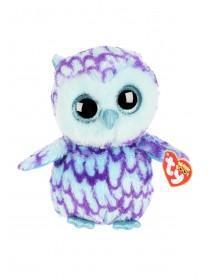 TY Beanie Baby Plush - Oscar the Owl