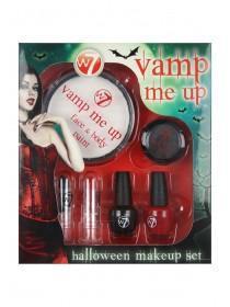 W7 Halloween Vamp Me Up Make Up Set