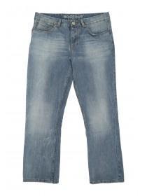Mens Light Bootcut Jeans