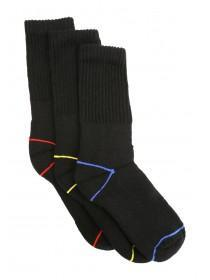 Boys 3pk Sports Socks