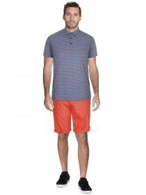 740892c2caa27 Mens Coral Chino Shorts ...