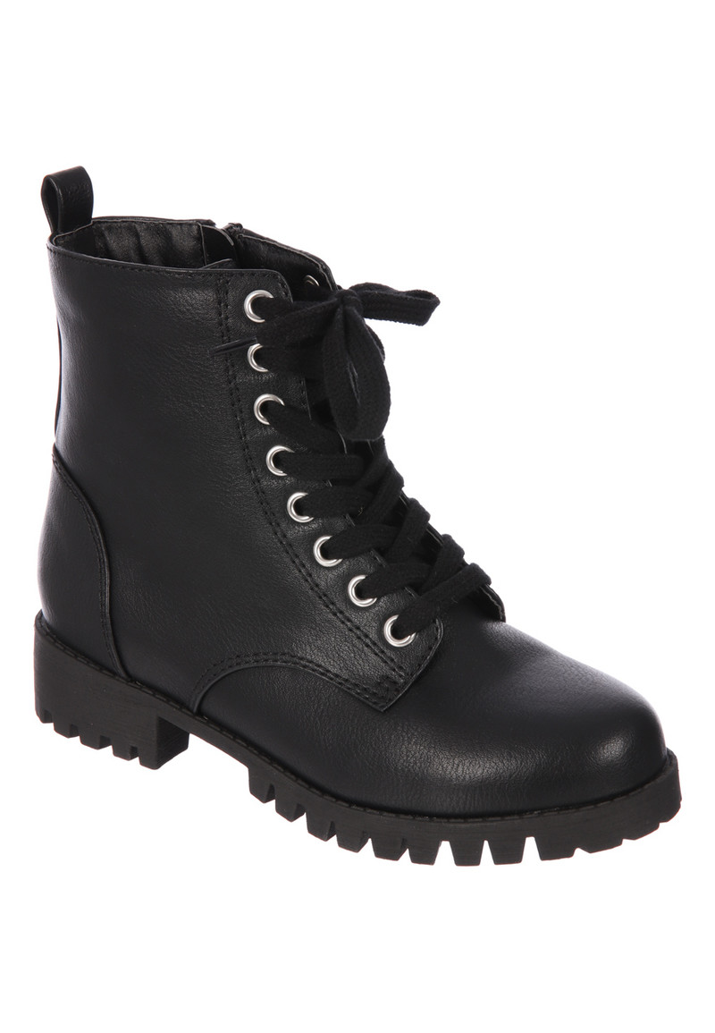 Cleated Ankle Boots | Peacocks