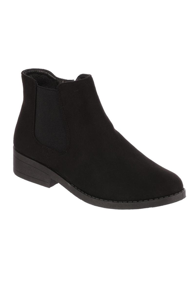 Womens Black Chelsea Boots   Peacocks