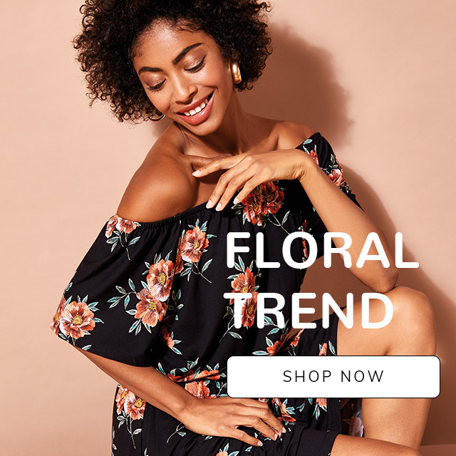 Floral Trend