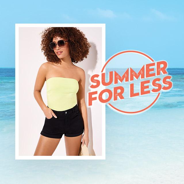 Summer for less